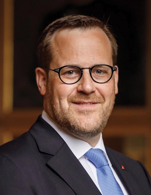 Kaspar Michel, Head of Finance, Canton Schwyz