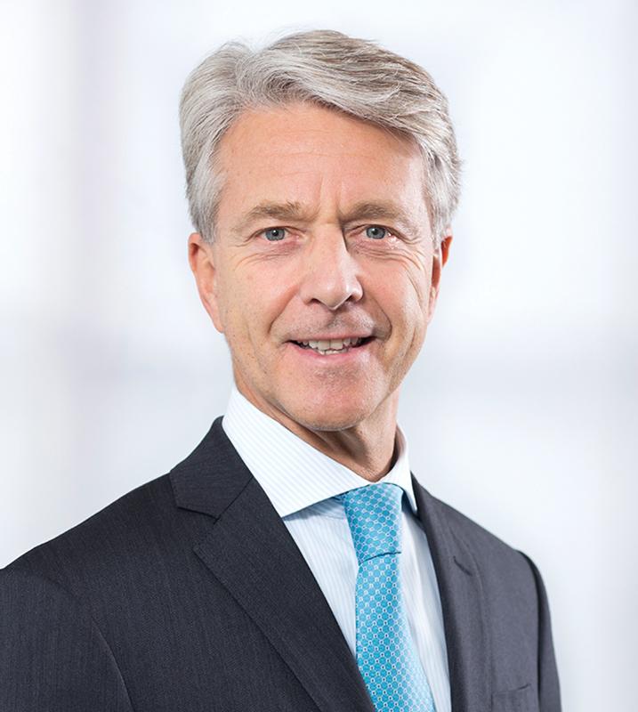 Herbert Scheidt, Chairman, Swiss Bankers Association (SBA)
