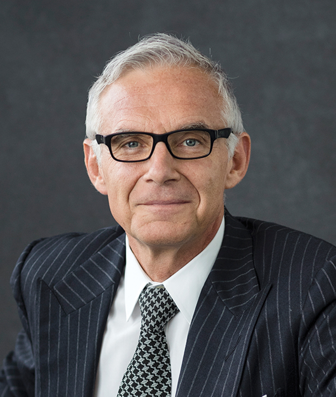 Urs Rohner, Chairman, Credit Suisse