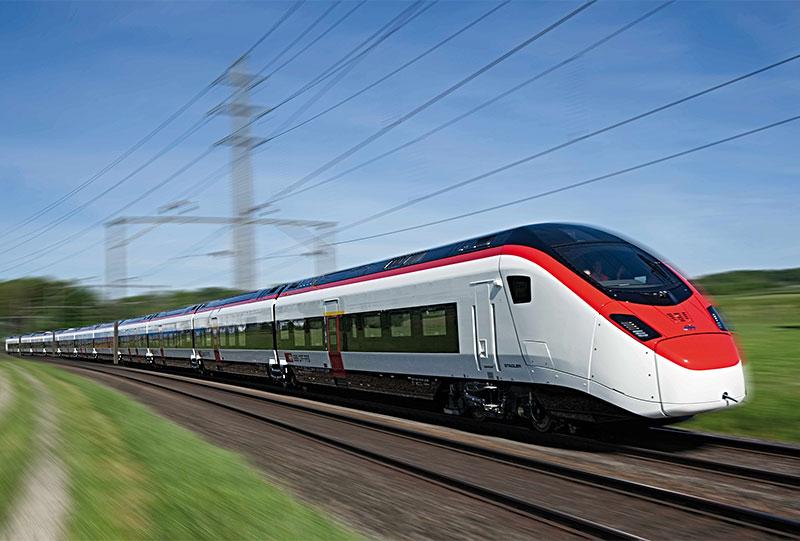 Stadler trains combine beautiful design with best-in-class technologies