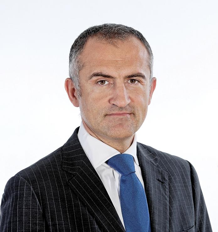 Silvio Napoli, Chairman, Schindler Group