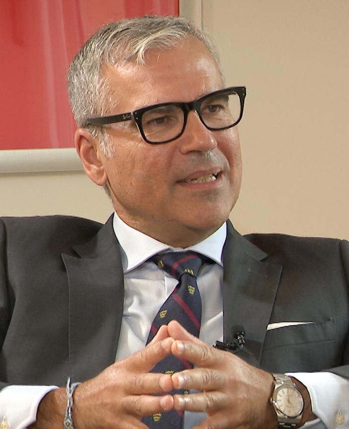 Alexis Nasard, CEO, Bata
