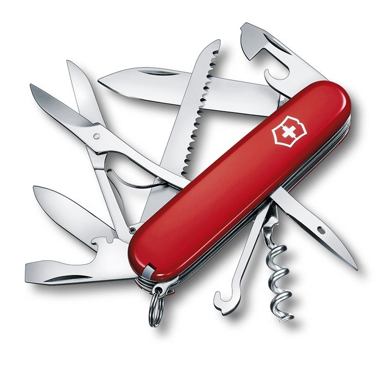 Swiss Army knife maker is leading brand ambassador for Switzerland