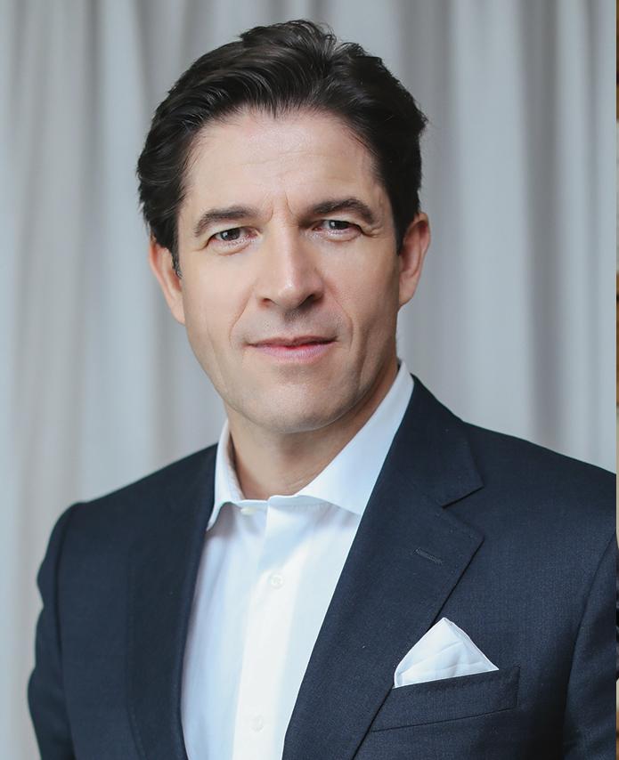 Frédéric De Narp, CEO, Bally