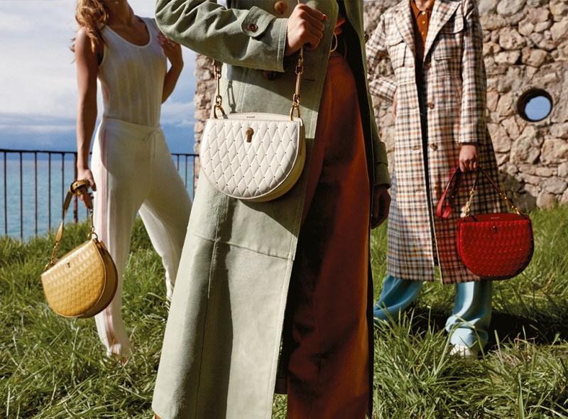 Bally's handbags: eternal pieces of elegance