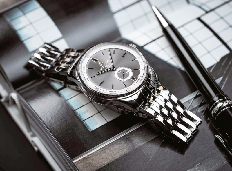 Breitling: from timeless classics to modern masterpieces