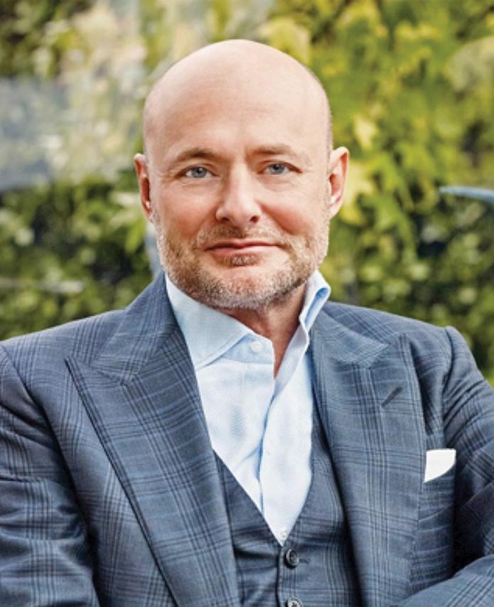 Georges Kern, CEO, Breitling