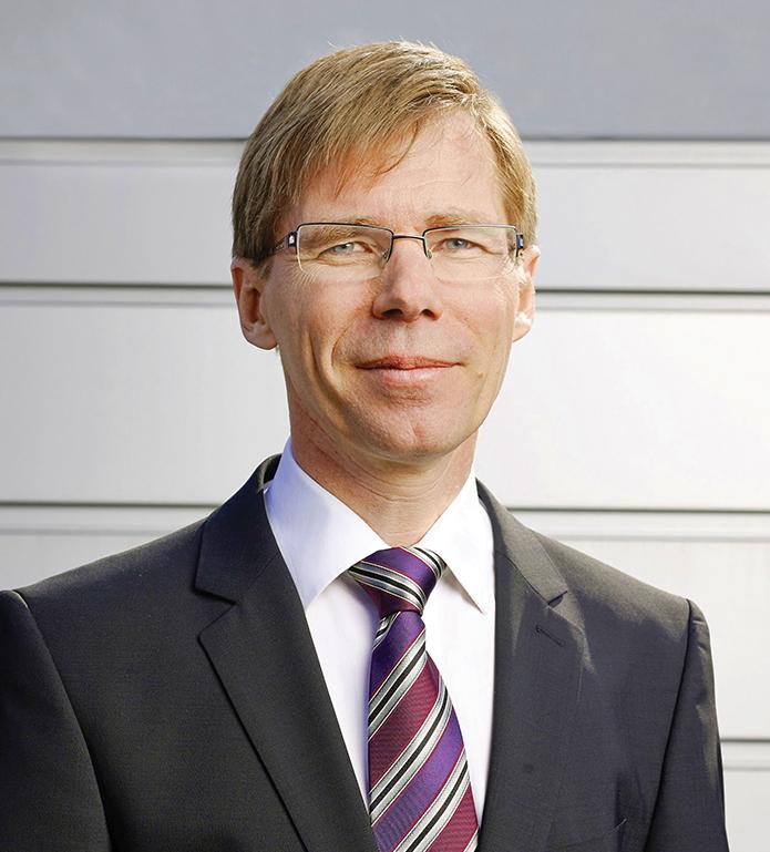 Joël Mesot, Current President, ETH Zurich