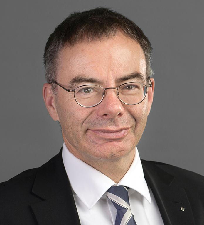 Professor Thomas Bieger, Rector, University of St.Gallen