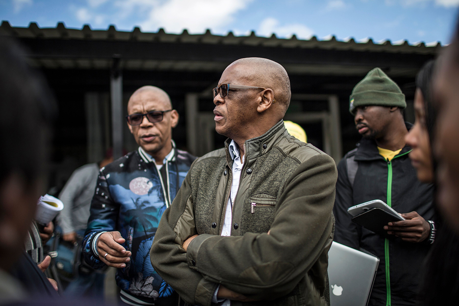 The Man Who Stole South Africa – Foreign Policy