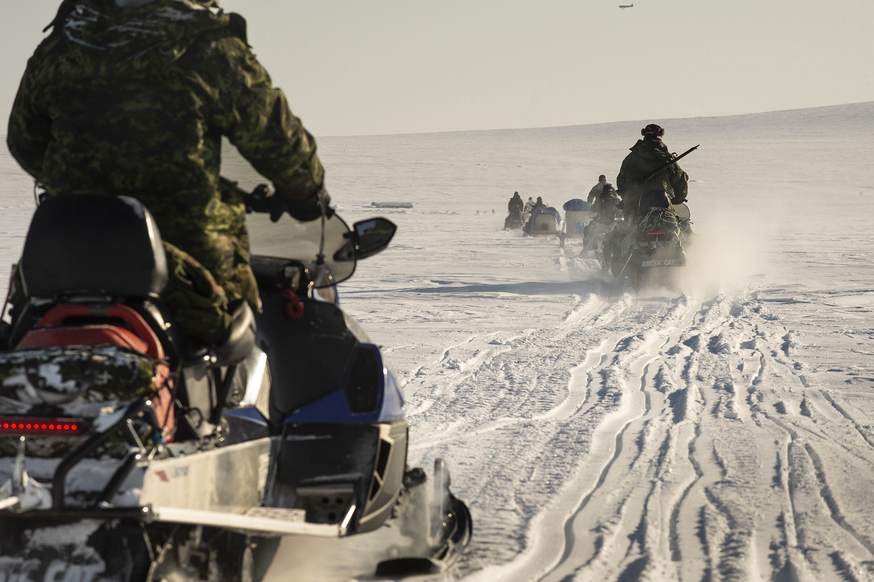 Vanguards of the Thawing Arctic – Foreign Policy