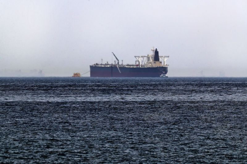 The Saudi tanker Amjad was one of two damaged by sabotage attacks near the Emirati port of Fujairah, part of an apparent pattern of Iranian retaliation for U.S. pressure, on May 13.