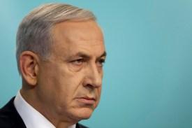 Israeli Prime Minister Benjamin Netanyahu speaks during a press conference in Jerusalem on Nov. 18, 2014.