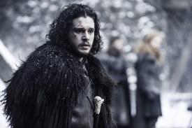 Jon Snow in Game of Thrones.