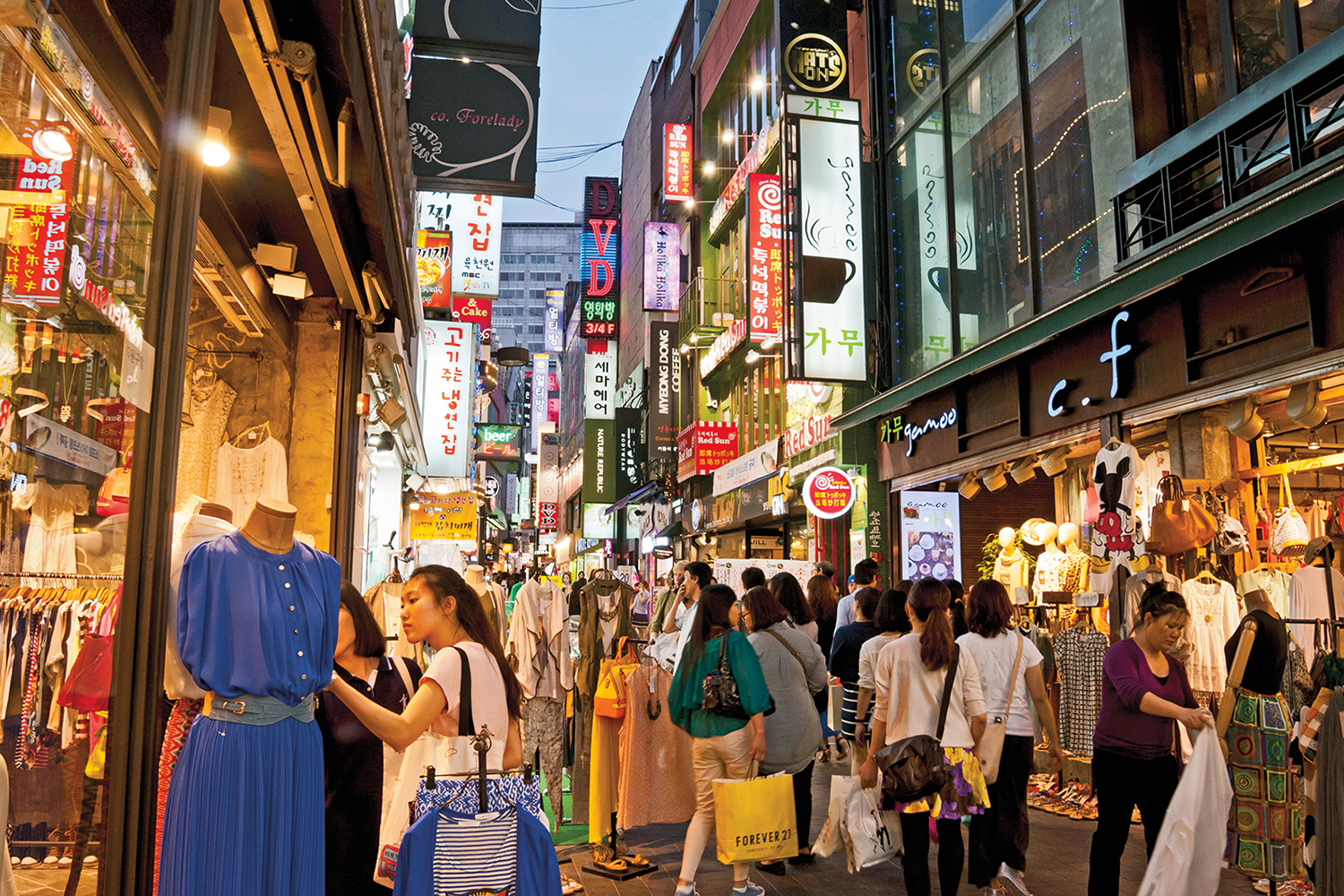 Why Young Koreans Love to Splurge – Foreign Policy