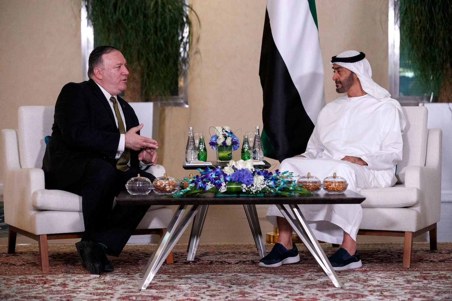 Pompeo's Hollow Plan to Beef Up Security in the Gulf