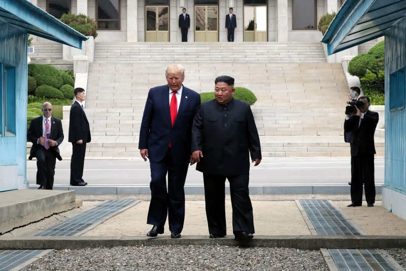 Trump Has Already Given North Korea More than It Dreamed Of