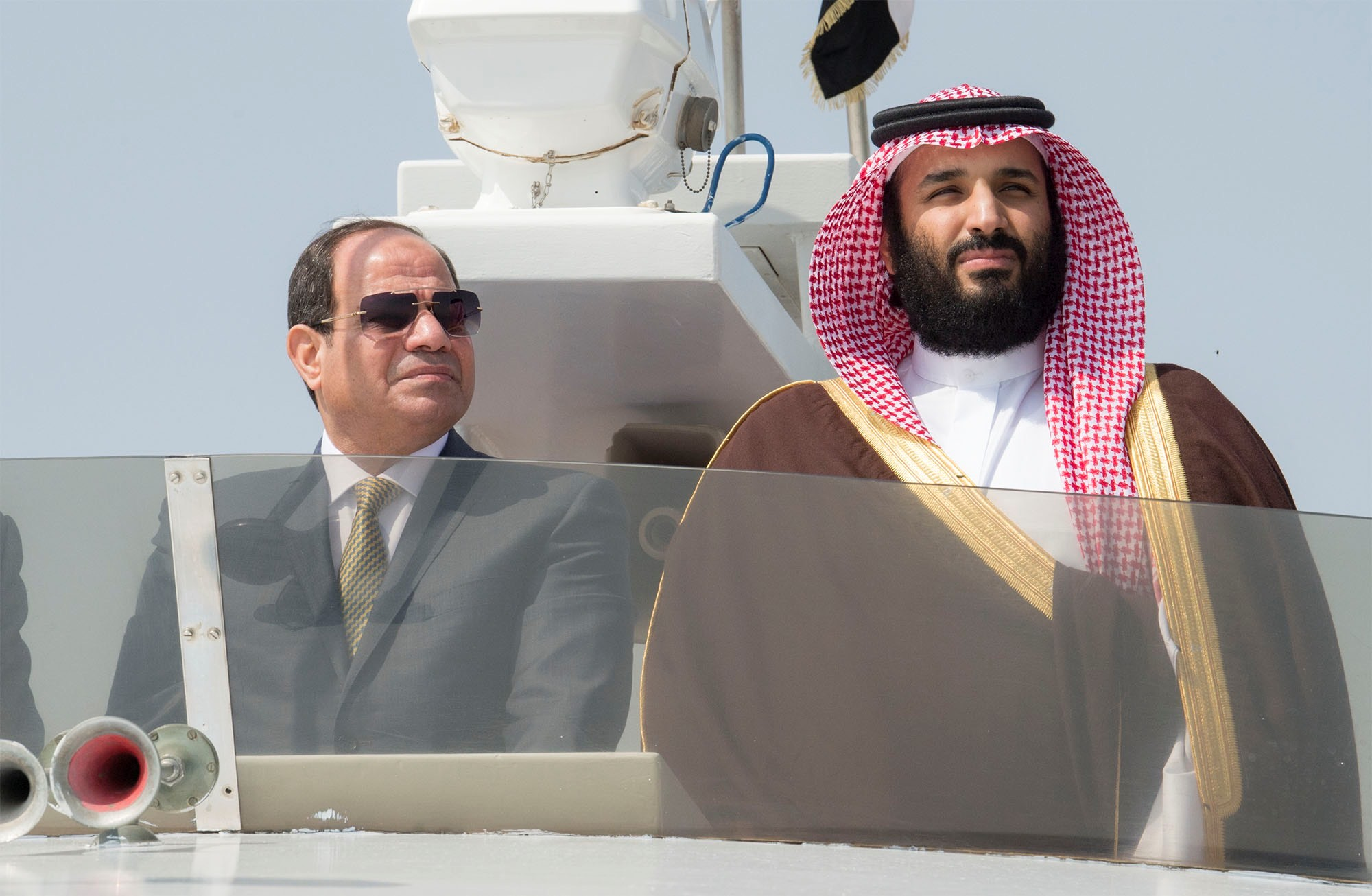 The Arab Alliance Is A Circular Firing Squad Foreign Policy
