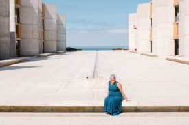 Joanne Chory at the Salk Institute. John Francis Peters
