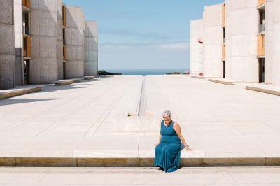Joanne Chory at the Salk Institute. John Francis Peters