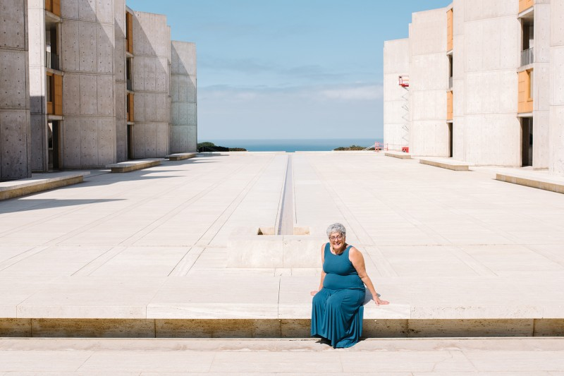 Joanne Chory at the Salk Institute.