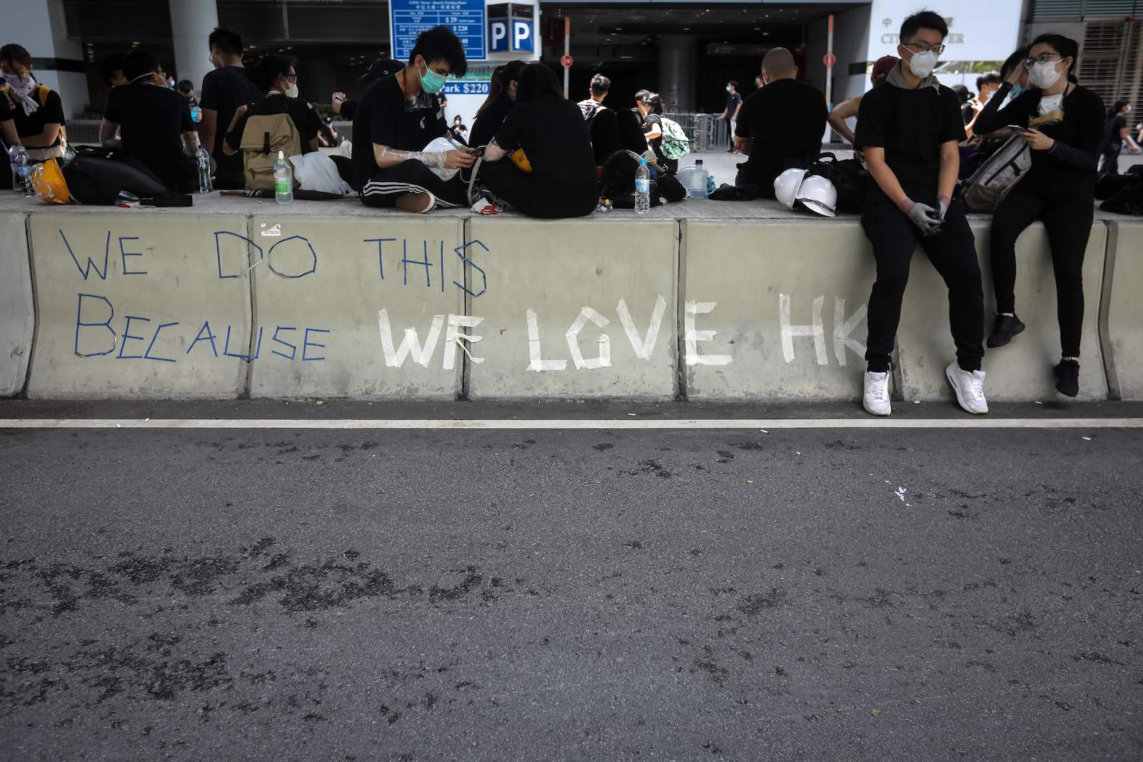 The Dangerous Romance of Hong Kong Protests – Foreign Policy