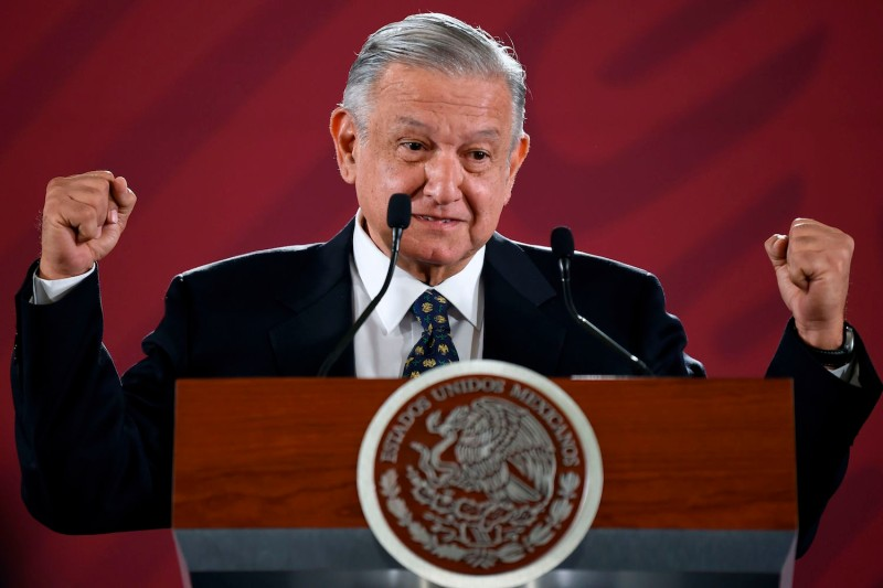Mexican President Andrés Manuel López Obrador is dealing with key defections—like Finance Minister Carlos Urzúa—just months into his term, on July 9.