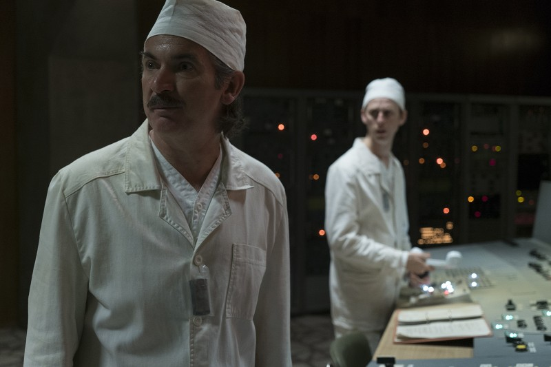 A scene from season 1 of HBO's 'Chernobyl.'