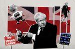 Foreign Policy illustration/Dan Kitwood/ Pier Marco Tacca/Wiktor Szymanowicz/Amer Ghazzal/Barcroft Media/Getty Images