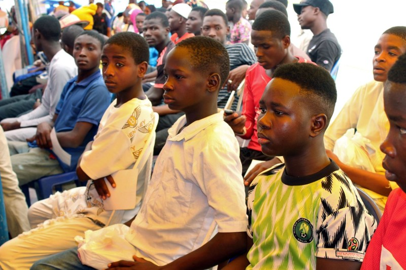 Nigeria's Child Veterans Are Still Living a Nightmare