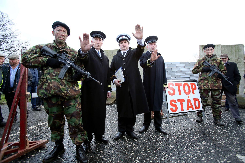Brexiteers Bear All the Blame for the Irish Border Impasse