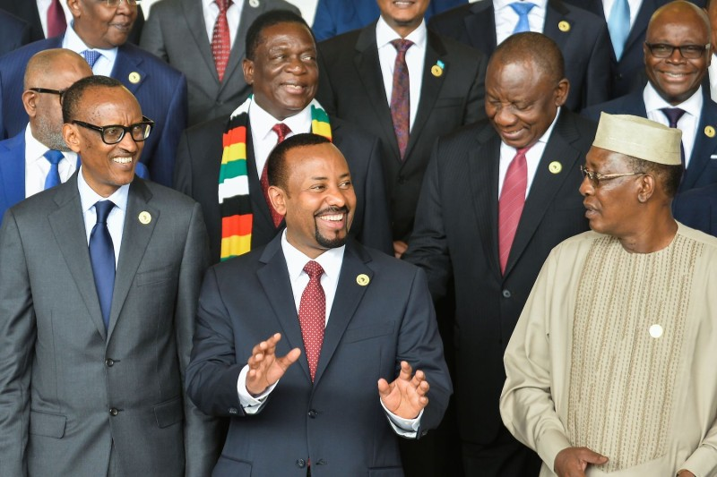 Why Ethiopia Sailed While Zimbabwe Sank