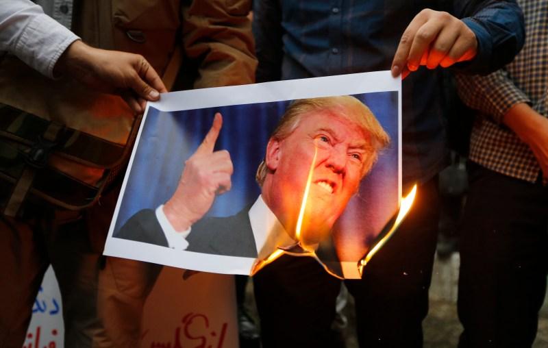 The Real Reason Trump Won't Attack Iran