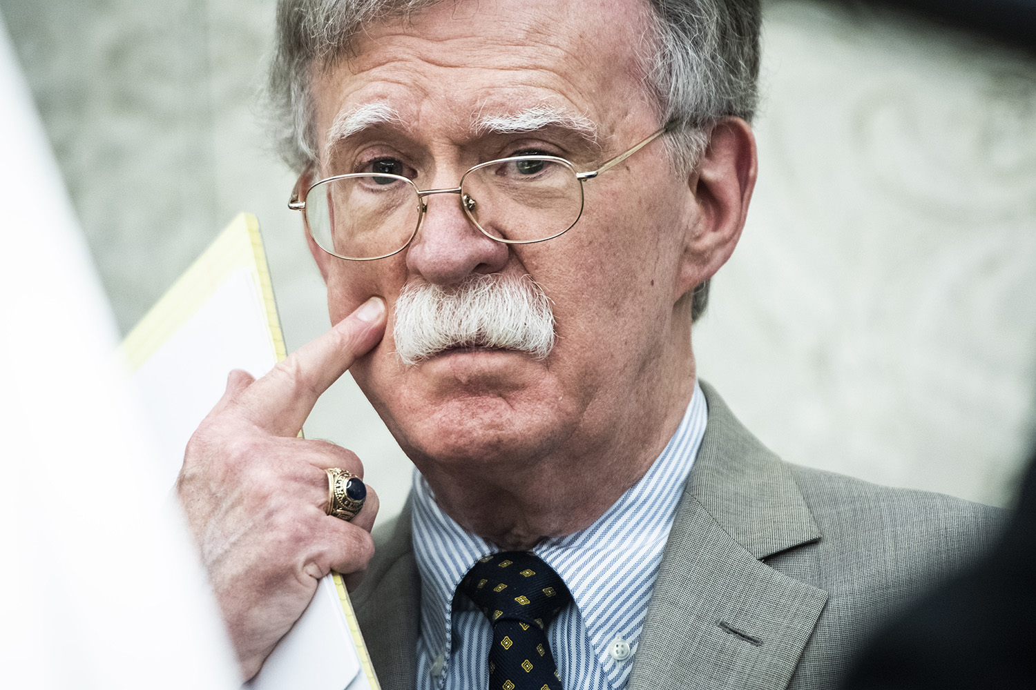 Trump Axes Bolton via Twitter – Foreign Policy