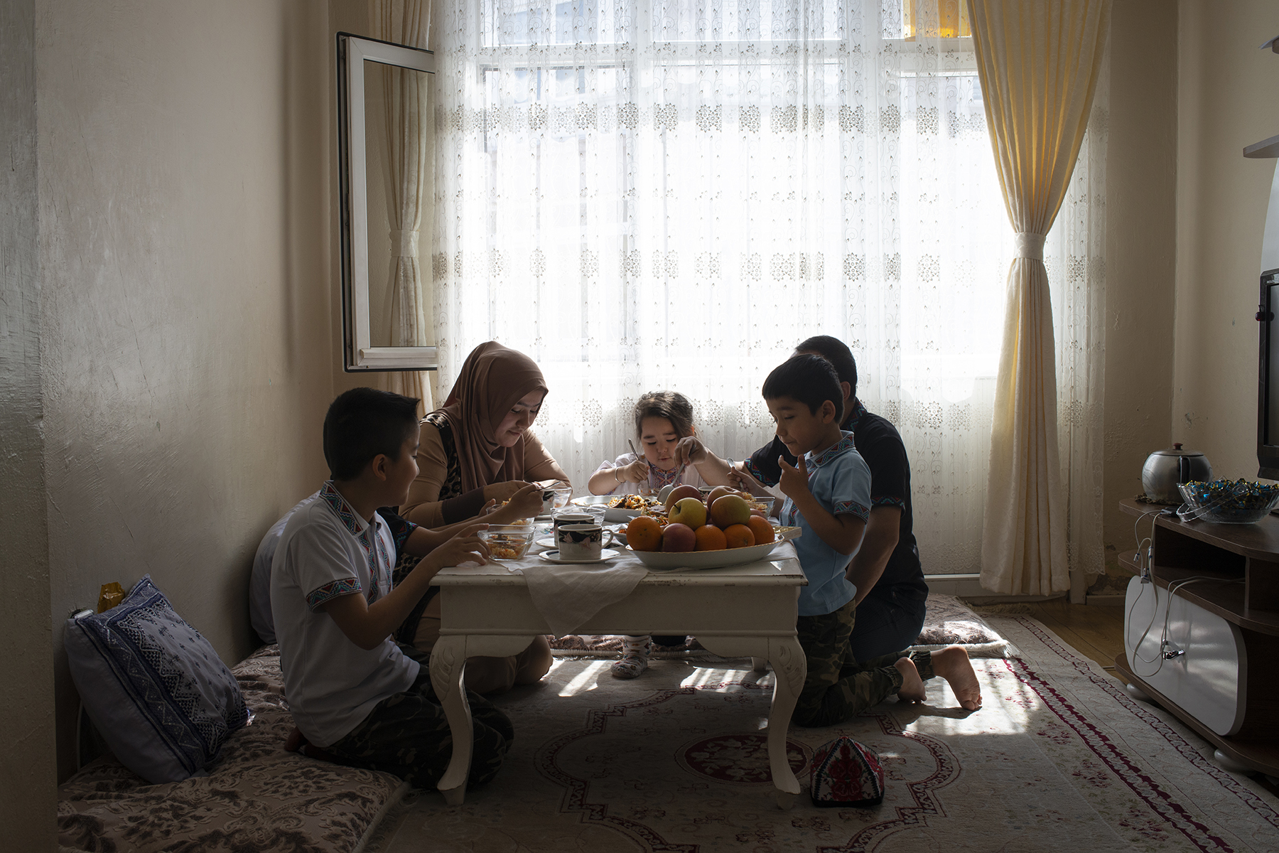 The Capital of East Turkestan Is Now in Turkey 25