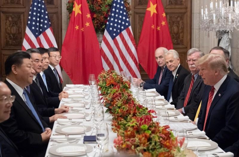 G-20 summit dinner