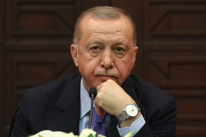 Erdogan Has No Clue What His Syria Strategy Is