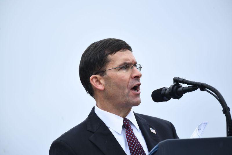 U.S. Secretary of Defense Mark Esper