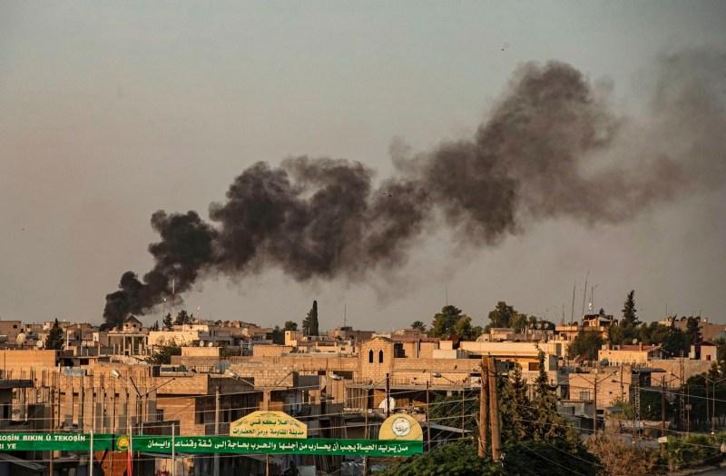 Turkish Invasion Halts Coalition Fight Against Islamic State Terrorist Group in Syria