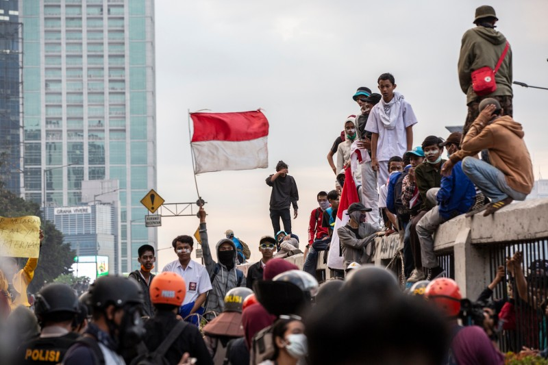Indonesia's Activists Are Ready to Fight Threats to Pluralism and Democracy