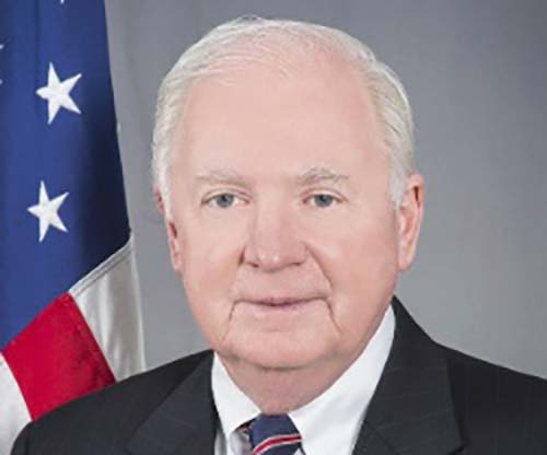 Kevin Moley, assistant secretary of state for international organization affairs.