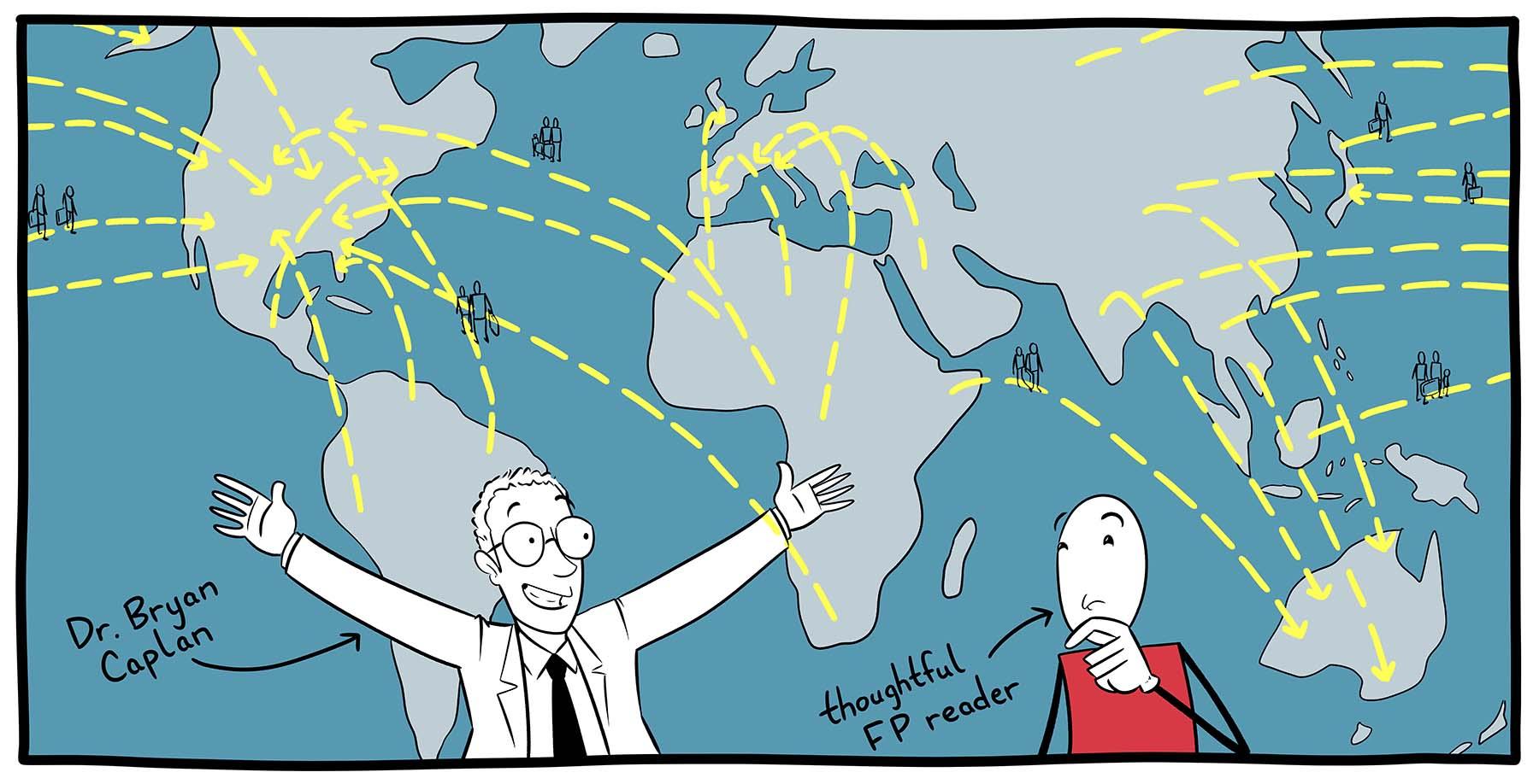 Open Borders Are a Trillion-Dollar Idea