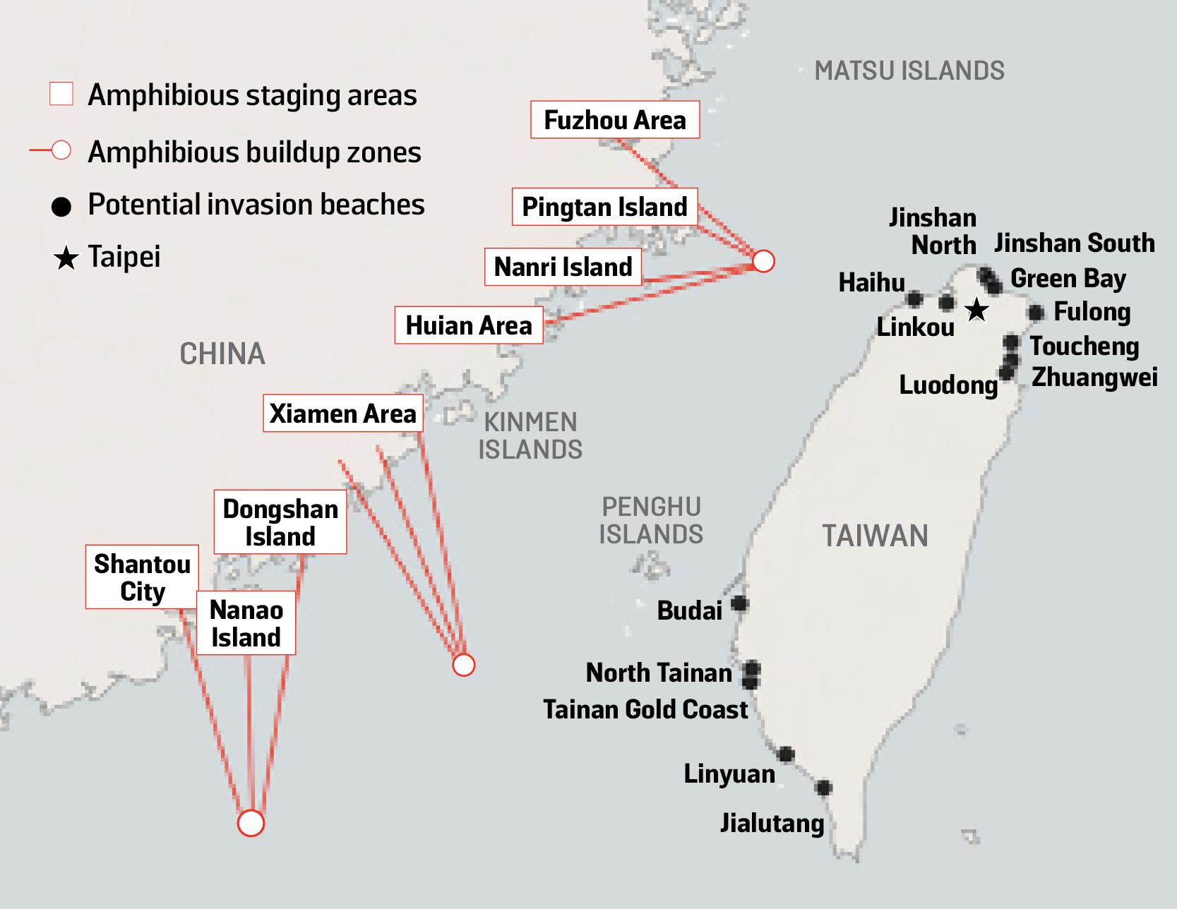 China's Taiwan Threats Need a Maoist Answer