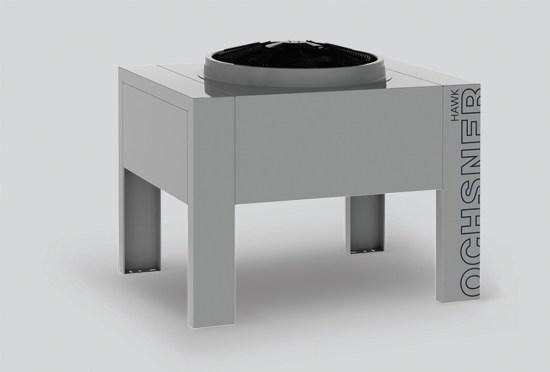 One of Ochsner's new generation of environmentally friendly heat pumps / Photo © Langthaler
