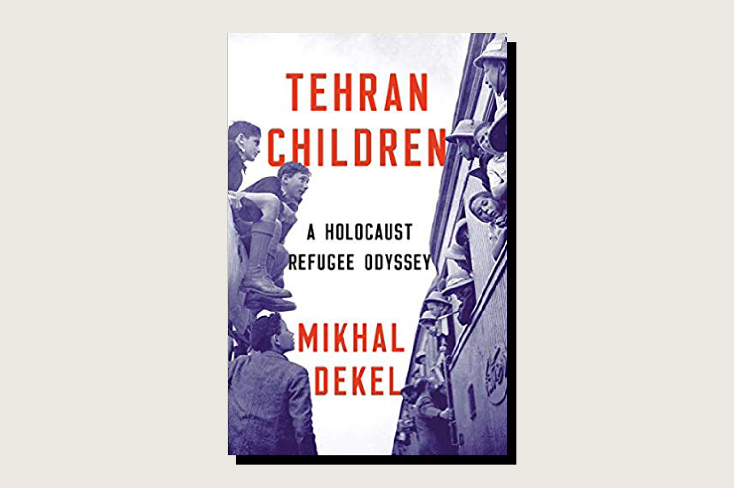 Tehran Children: A Holocaust Refugee Odyssey. Mikhal Dekel, W.W. Norton, .95, October 2019.
