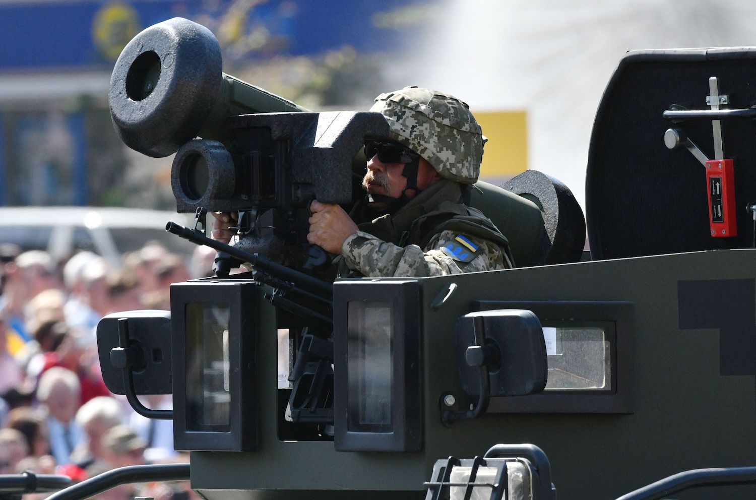 Javelin Missiles at the Heart of Impeachment Scandal Hold