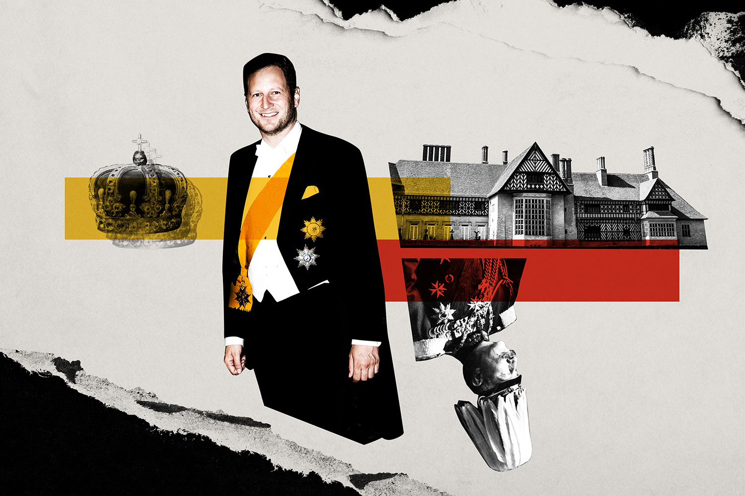Germany's Former Royal Family Wants Its Palaces and Art Back