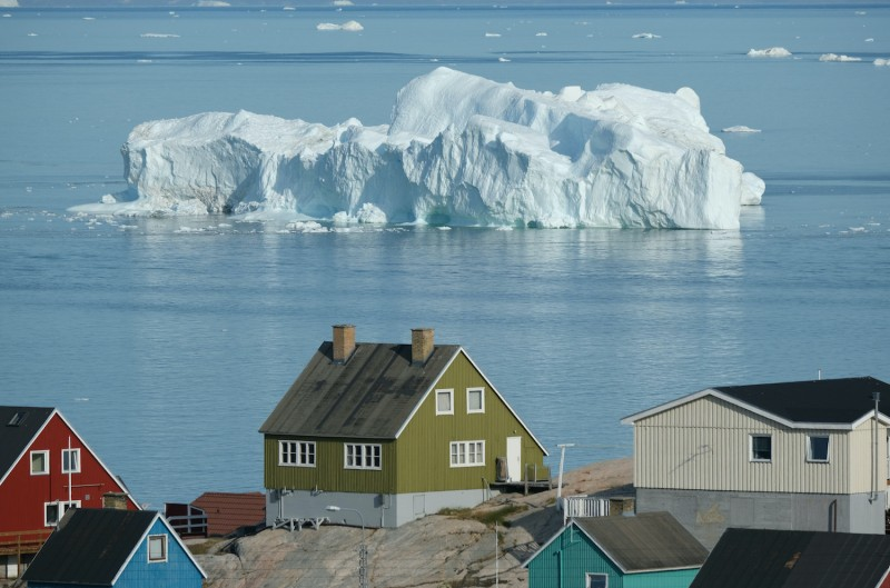 Greenland, where the U.S. plans to open a new consulate under Trump.
