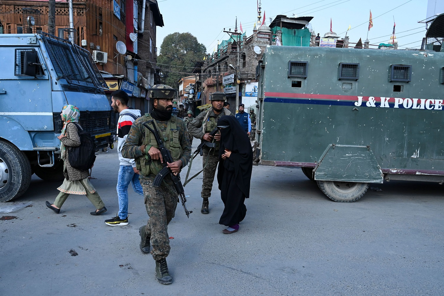Kashmir Could Wreck India's Reputation Among Afghans