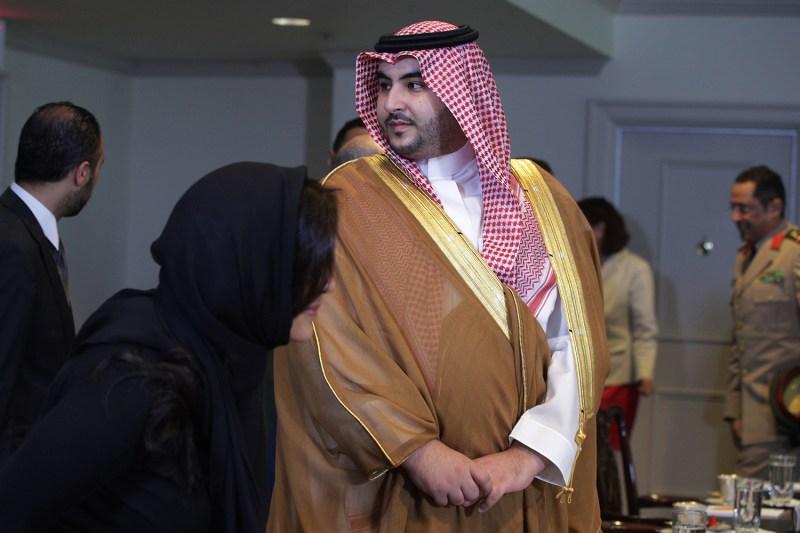 Saudi Prince Khalid bin Salman